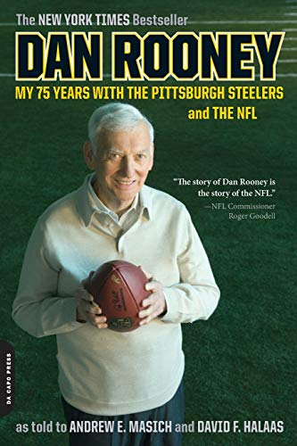 9780306817458: Dan Rooney: My 75 Years with the Pittsburgh Steelers and the NFL