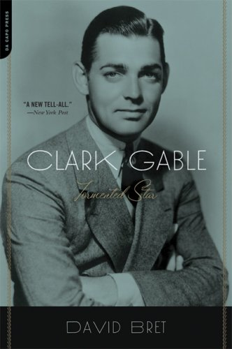 9780306817519: Clark Gable: Tormented Star