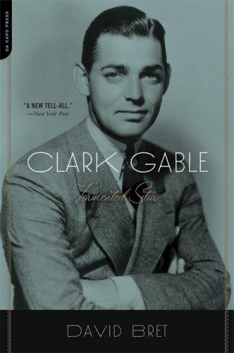 9780306817519: Clark Gable: Tormented Star