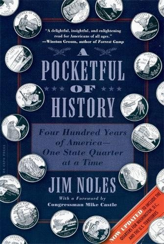 9780306817892: A Pocketful of History: Four Hundred Years of America-One State Quarter at a Time