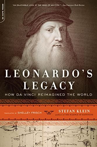 9780306818257: Leonardo's Legacy