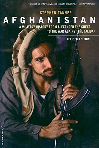 9780306818264: Afghanistan: A Military History from Alexander the Great to the War against the Taliban
