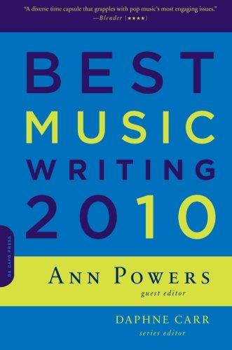 9780306819254: Best Music Writing 2010 (Da Capo Best Music Writing)
