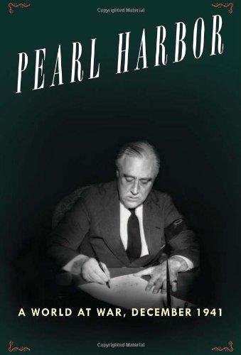 Pearl Harbor Christmas: A World at War,: Stanley Weintraub
