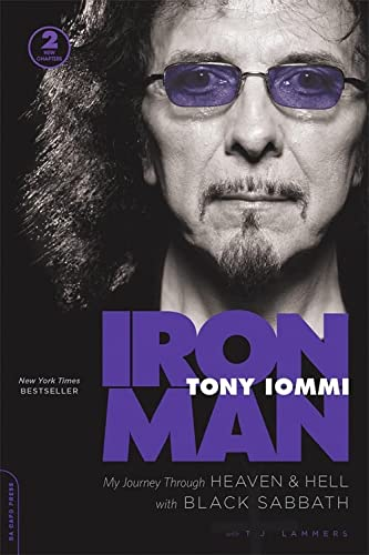 9780306821455: Iron Man: My Journey through Heaven and Hell with Black Sabbath