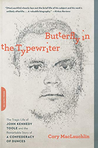 Butterfly in the Typewriter: The Tragic Life: MacLauchlin, Cory