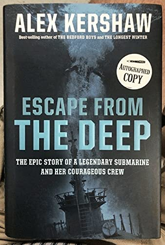 Escape from the Deep: Kershaw, Alex