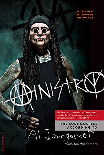 9780306822902: Ministry: The Lost Gospels According to Al Jourgensen