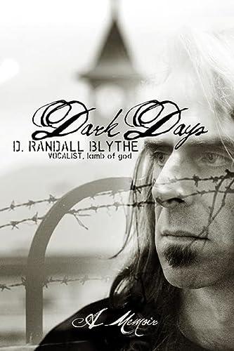 9780306823145: Dark Days: A Memoir