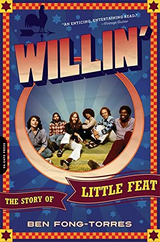 9780306823633: Willin': The Story of Little Feat