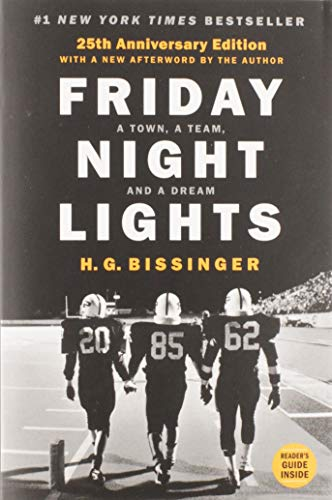 9780306824203: Friday Night Lights, 25th Anniversary Edition: A Town, a Team, and a Dream