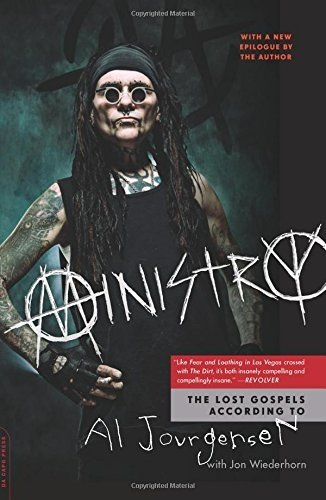 9780306824630: Ministry: The Lost Gospels According to Al Jourgensen