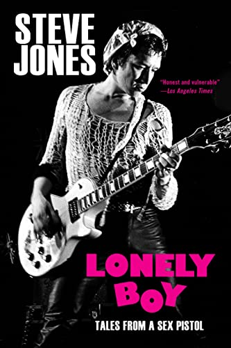9780306903175: Lonely Boy: Tales from a Sex Pistol