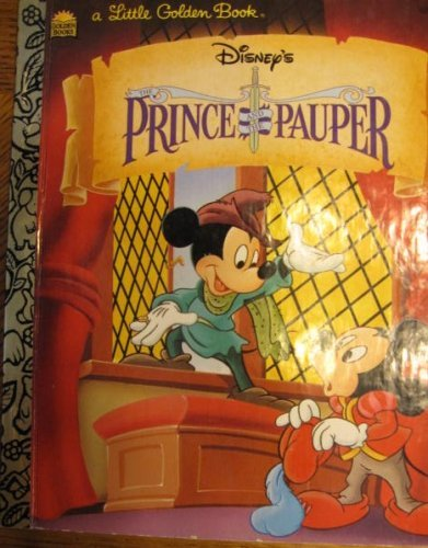 Walt Disney Pictures Presents: The Prince and: Fran Manushkin; Mark