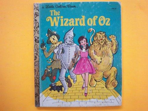 9780307000736: The Wizard of Oz (Little Golden Book)