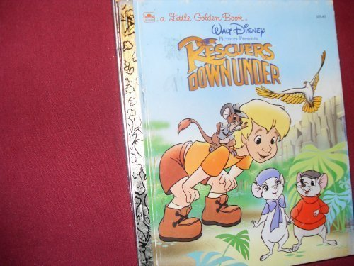 9780307000828: The Rescuers Down Under