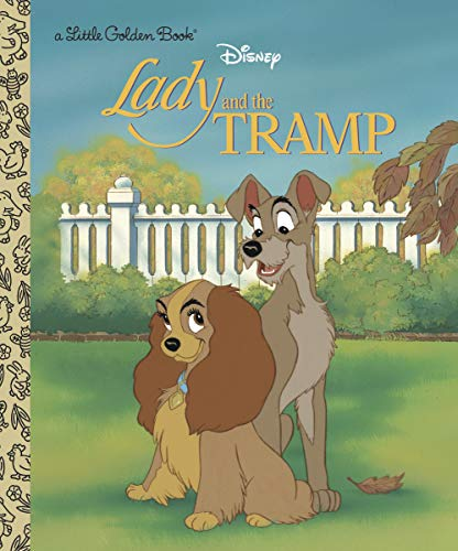 9780307001139: Lady and the Tramp (Disney Lady and the Tramp) (Little Golden Book)