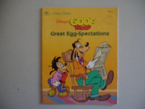 9780307001238: Title: Disneys goof troop Great eggspectations A little g