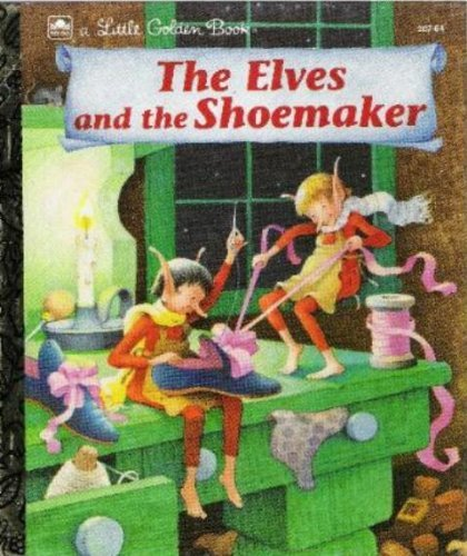 9780307001337: The Elves and the Shoemaker (Little Golden Book)