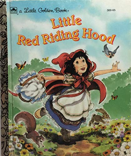 9780307001344: Little Red Riding Hood