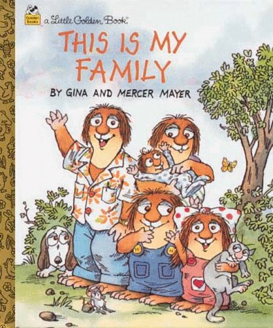 9780307001375: This Is My Family (A Little Golden Book)