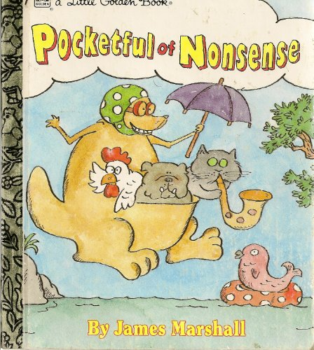 9780307001405: Pocketful of Nonsense (Little Golden Book)