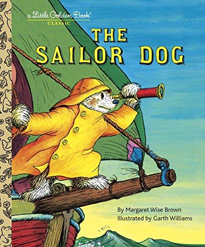 9780307001436: The Sailor Dog (Little Golden Book)