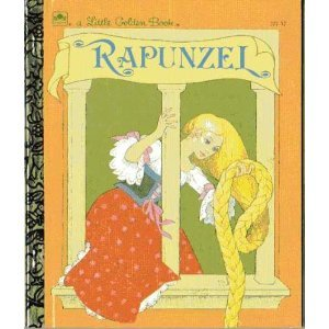 Rapunzel: Classic Fable (Little Golden Book) (9780307002075) by Marianna Mayer