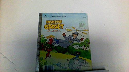 9780307003256: Inspector Gadget (Little Golden Books)