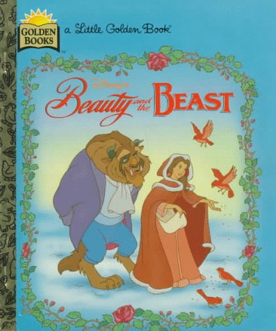 9780307006448: Disney's Beauty and the Beast (Little Golden Book)
