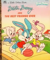 9780307006516: Tiny Toons: Buster Bunny (Golden Storyland)
