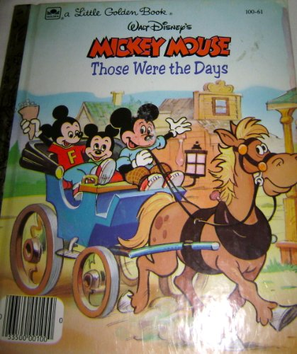 Mickey Mouse's Picnic ( Walt Disney's ): Werner, Jane