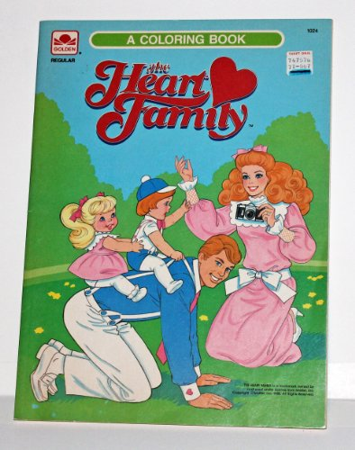 9780307010247: Heart Family Coloring Book