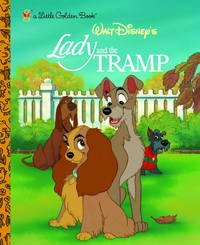 Walt Disney's Lady and the Tramp (Little Golden Book) (9780307010278) by Ward Greene