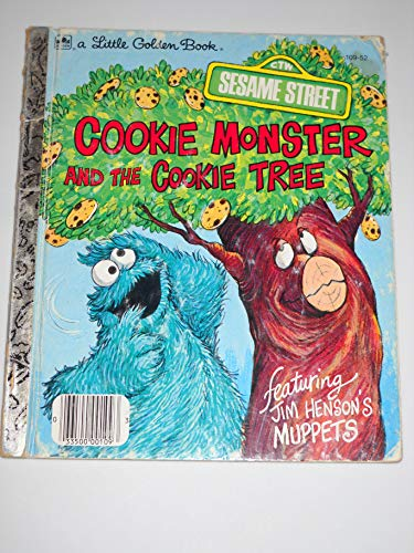 9780307010308: Cookie Monster and the Cookie Tree (Little Golden Books)