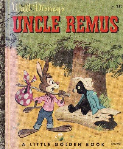 Walt Disney's Uncle Remus (A Little Golden Book): Golden Books