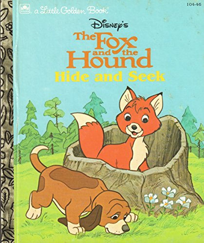 Disney's The Fox and the Hound: Hide: Golden Books