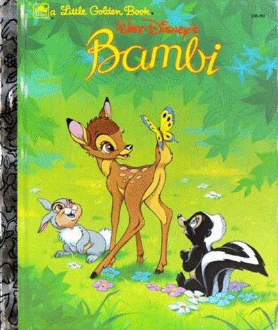 9780307010612: Walt Disney's Bambi (A Little Golden Book)