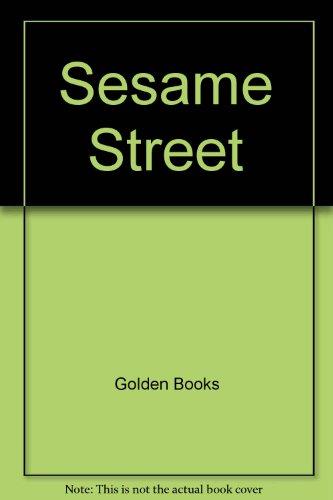Sesame Street: Let's Go to Kindergarten Coloring Book (0307011283) by Children's Television Workshop