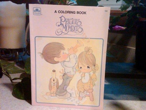 9780307012425: Precious Moments (Big Colouring Books)