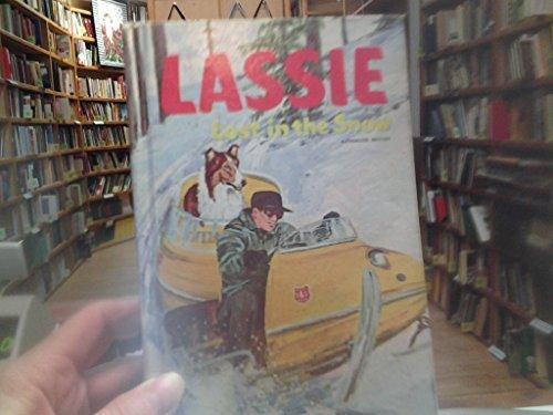 Lassie, Lost in the Snow: Frazee, Steve