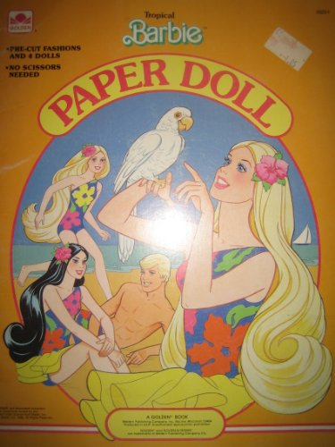 9780307015235: Barbie Doll Book: Tropical