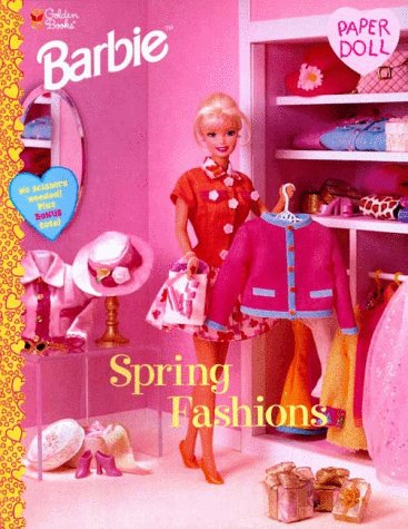 9780307016041: Barbie Paper Dolls: Current Up-to-date Barbie Fashions