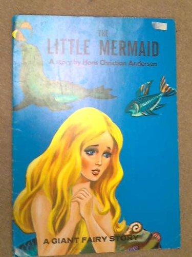 Walt Disney Pictures Presents the Little Mermaid Paint With Water (1747) A Golden Book: Andersen, ...