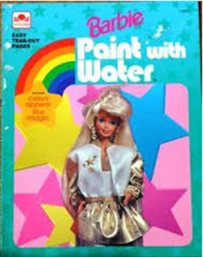 9780307017857: Barbie (Paint with Water)