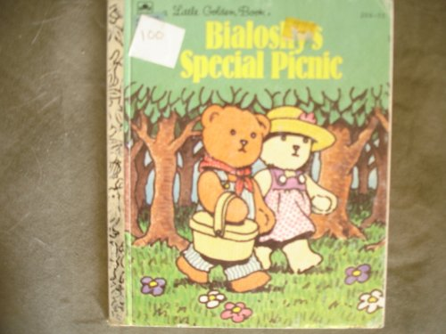 A Little Golden Book: Bialosky's Special Picnic; 204-55
