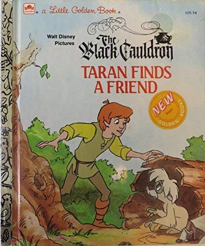 9780307020208: The Black Cauldron: Taran Finds a Friend