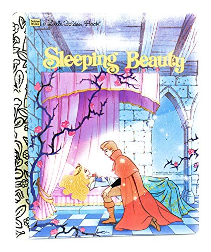9780307020253: Walt Disney's Sleeping Beauty (A Golden Book)
