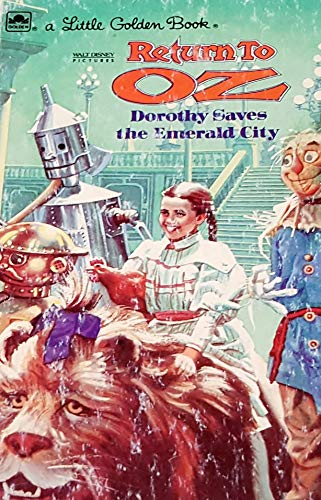 Return to OZ Dorothy Saves the Emerald City
