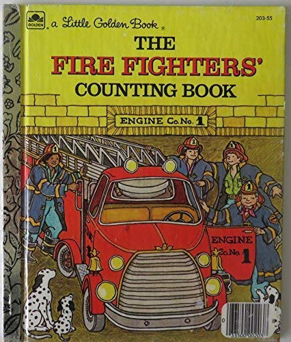 Fire Fighter's Counting Book